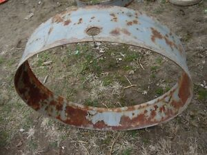 Tractor Dual Extensions 38 X 8 Ring Tag 281