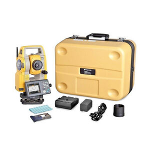 Topcon Os 105 5 Reflectorless Total Station