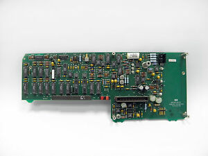 Agilent Hp 08590 60197 Analog Interface Board 8590 Series Spectrum