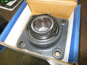 Sealmaster Fafnir Sf 27 Flange unit Ball Bearing Assembly New Surplus 1 11 16