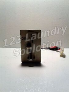 Dryer Coin Drop For Maytag adc With Optical Sensor Used Munzprufer 25 Cents