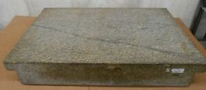Unknown Brand Granite Surface Plate 120719 C Grade 36 X 24 X 6 2ledge