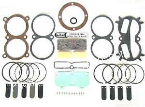 Air Compressor Rebuild Kit For Old Vt 2 3 4 Bore Pumps Sears Speedaire Wards