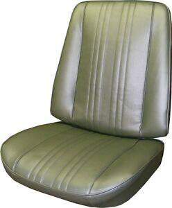 1969 71 Chevrolet Chevy Ii Nova Ss Front Bucket Or Bench Seat Covers Pui
