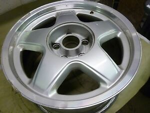 1993 1994 Audi 100 16 Inch Alloy Wheel Hollander 58692