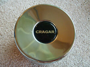 Cragar Custom Wheels Chrome Lg P t Center Cap 1
