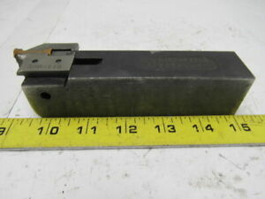 Manchester 203 249 Square Shank O d Grooving Lathe Tool Holder