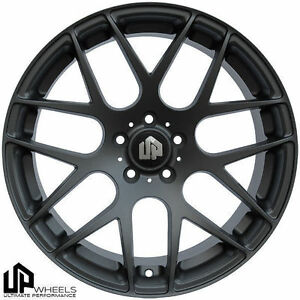 19 5x114 3 5x114 Wheels Set 19x9 5 Grey Up720 M45 G37 350z Genesis Lancer Evo