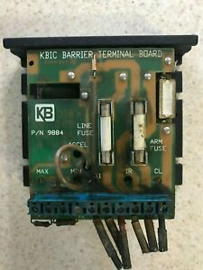 Kb Electronics Kbic 240 Dc Motor Speed Control With Terminal Board