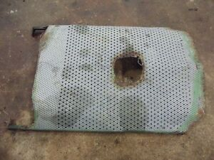 John Deere 1010 Rs Front Grill Tag 082