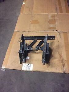 Fisher Minute Mount Snow Plow Push Plates Dodge