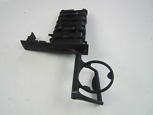 03 04 05 06 07 Saab 93 9 3 Front Center Dash Cupholder Cup Holder Retractable