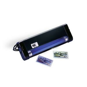 Ultraviolet Uv Portable Lamp Lighthouse L80 Long Wave Stamps Banknote Detector