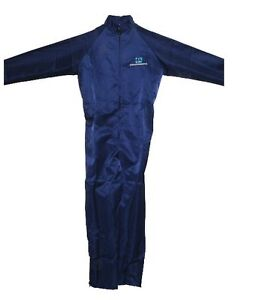 Ppg Blue Xxxl 3xl Anti Static Breathable Auto Painting Coveralls Spray Suit