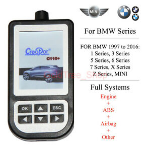 Auto Scanner Code Read Diagnostic Scan Tool For Bmw Mini Abs Srs Airbag Etc