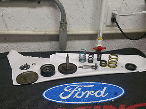 Ford Transmission Shift Kit Factrory Original Springs Servo Aode Mustang