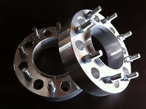 2 Ford F250 F350 Superduty Hub Centric Wheel Spacers 2 8x170 1999 To 2002