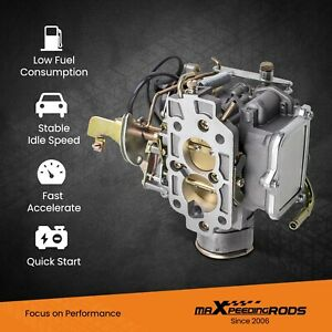 Carburetor Carb For 1983 86 Nissan 720 Pickup 1984 Bluebird 2 4l Z24 Engine