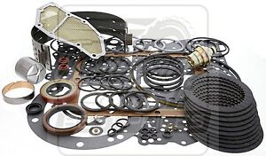 Ford C4 Raybestos Gen 2 Race Performance Transmission Rebuild Overhaul Kit L2