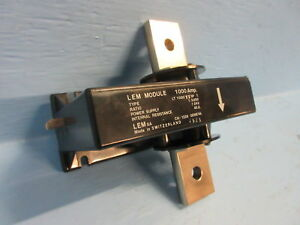 Reliance Electric Lem Module Lt 1000 ti sp 1 1000 Amp Ratio 1 5000 24v