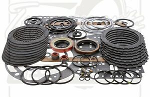 Ford C4 Raybestos Gen 2 Race Performance Transmission Rebuild Master Kit 1970 81