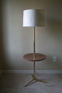 Vintage In The Style Of Paul Mccobb Floor Lamp