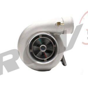 Rev9 Tx 66 62 Turbo Charger 84ar T4 Divided Flange 3 Inch V Band Twin Scroll