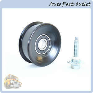 New Lower Accessory Drive Belt Idler Tensioner Pulley Fits Range Rover Ranger