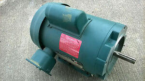 Duty Master Ac 1 3hp Electric Motor
