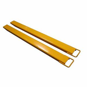 Ex844 Eoslift Pallet Fork Extensions 84 x4 For Forklifts Lifts Trucks Ca Pu