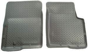 2001 2004 Toyota Sequoia Husky Classic Style Gray Floor Liners Free Shipping