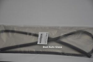 2006 2012 Honda Ridgeline Front Windshield Auto Glass Molding Weatherstrip new