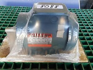 Reliance Electric Duty Master A c Motor 8088