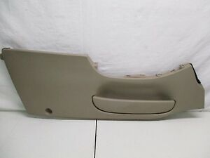 1998 2002 Ford Expedition Eddie Bauer Center Console Right Rh Side Panel