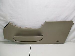 1998 2002 Ford Expedition Eddie Bauer Center Console Left Lh Driver Side Panel