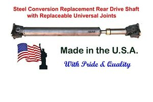 For 2005 06 2007 2008 2009 2010 Jeep Grand Cherokee Commander Rear Drive Shaft