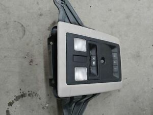 2010 Ram Dodge 2500 Overhead Console Homelink Rear Window Switch 3500