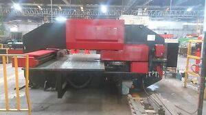 Cnc Turret Punch 30 Tons