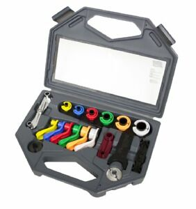Lisle Tool 39900 Master Disconnect Air Conditioning Fuel Lines Tool Set