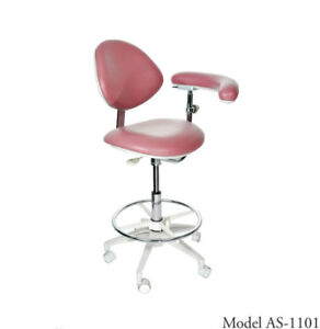 Tpc Mirage Dental Assistants Stool available In 15 Colors as 1101 From Usa
