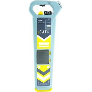 Radiodetection Ecat4 Cat Cable Avoidance Tool Data Logging Model