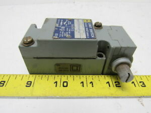 Square D C54b2 Turret Head Side Rotary Limit Switch Ser A
