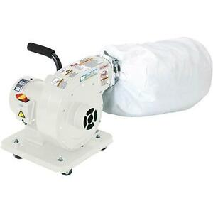 G1163p Grizzly 1 Hp Light Duty Dust Collector Polar Bear Series