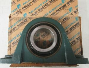 New Dodge Pillow Block Bearing 124140 2 1 2 Shatf