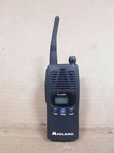 Midland 70 440bp Uhf Handheld With Antenna And Battery