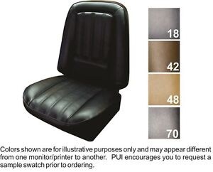 1973 75 Chevy Truck Seat Covers Buckets Or Bench Pui