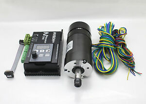 Cnc 600w Ddbldv1 0 Brushless Dc Motor Driver 400w Bl Spindle Motor