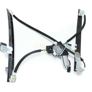 Front Left Driver Power Window Regulator Motor For 04 07 Dodge Grand Caravan