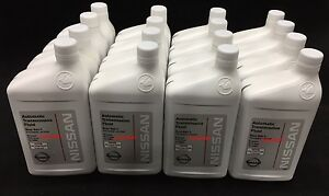 Nissan Infiniti Matic S Formerly Matic J Auto Transmission Fluid 16 Quarts