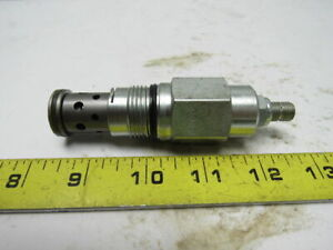Sun Hydraulics Rdfalcv Direct Acting Hydraulic Relief Valve